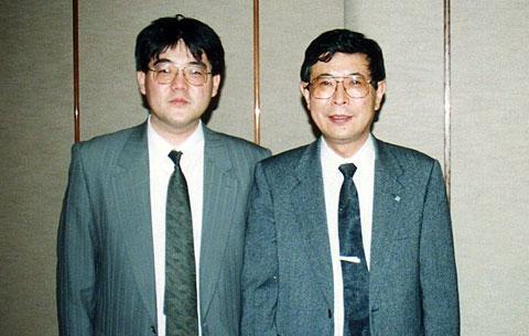 OB会長の元鹿島建設田村誠一企画室長