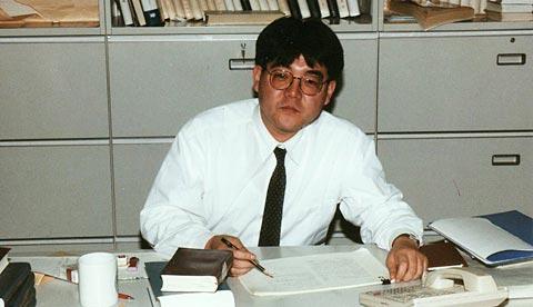 日本ファイナンス学会事務局当時
