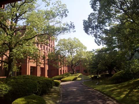 龍谷大学深草キャンパス