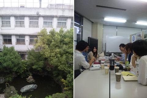 「岡山芸術回廊」岡山大学学生企画に東北大学が参加