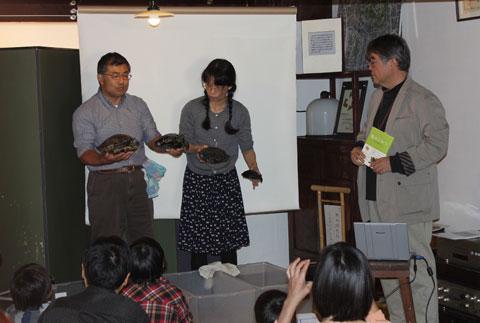 まちなかキャンパスin倉敷「亀のひみつ 倉敷のこころ」開催