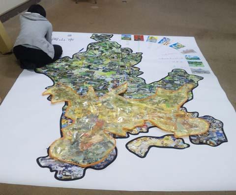 ハザードマップ作り岡山市
