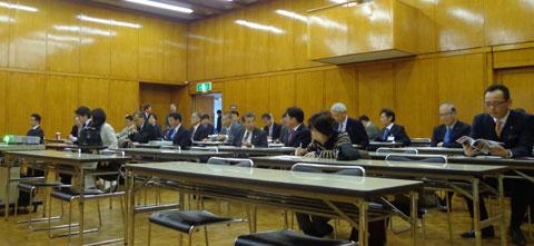 倉敷商工会議所で「倉敷・大型商業施設の影響調査」結果を報告