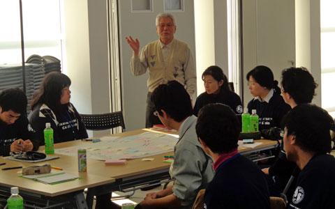 「環境再生の視点から地域開発を学ぶ」キャンパスアジア