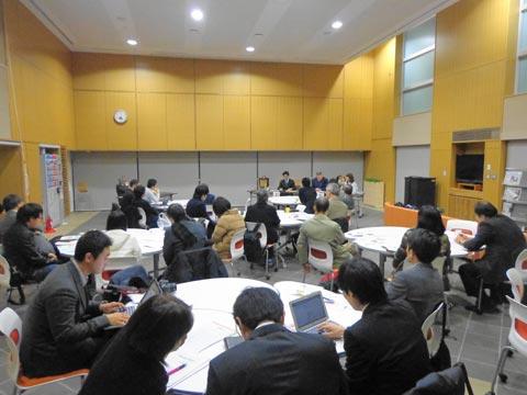 ネットワークアゴラ学習会 地域包括医療ケア