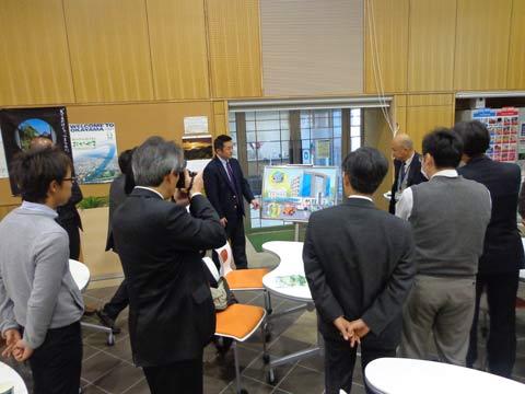 岡山大学公開学都シンポジウム「岡山知恵とエネルギーネットワーク構想」開催