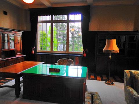 旧文部大臣室