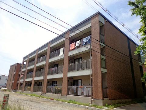 釜石復興住宅