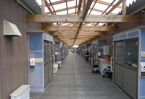 平田地区仮設住宅