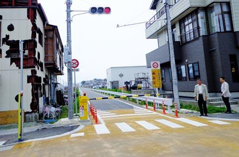 BRT踏切
