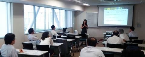 オレゴン州にあるポートランド州立大学から、西芝雅美博士をお招きして、学習会を開催