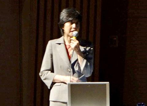 板東久美子高等教育局長
