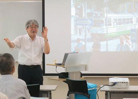 岡山県生涯学習大学「大学院コース国際理解」
