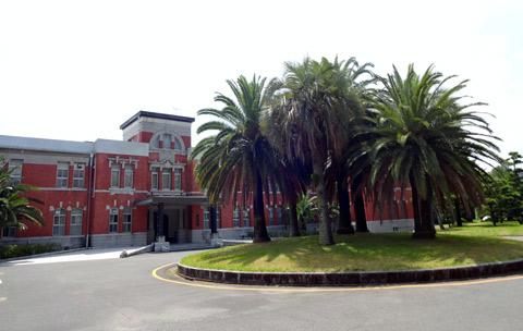 九州大学 本部第一庁舎