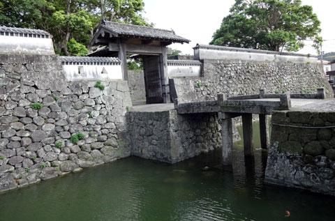 石田城(福江城)