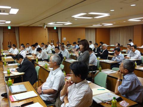 岡山を考えるシンポジウム開催