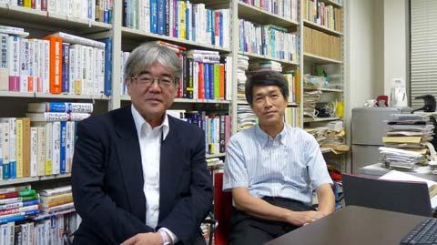京都大学「川北英隆研究室」訪問