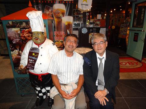 愛知学泉大学の矢部隆先生
