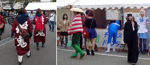 岡大祭2013