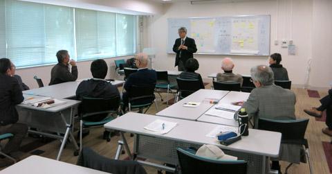 岡山県生涯学習大学院「国際理解」終講