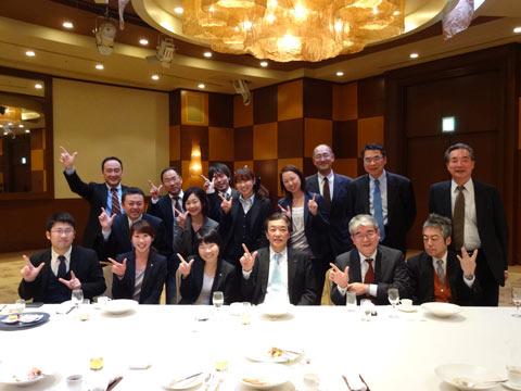 岡山経済同友会にて