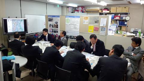 岡山の明日のスポーツを考える会(2014年3月4日)