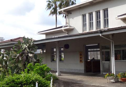 JR油津駅