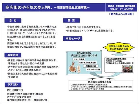 岡山市政策パッケージ図6月2日