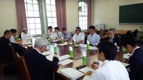 実践型教育の展開~包括連携協定締結
