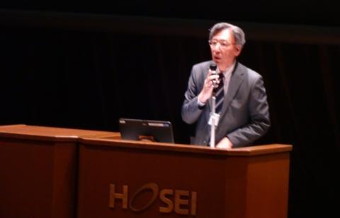 「人を大切にする経営学会」設立大会 坂本先生