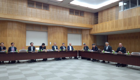 一社)岡山経済同友会「企業経営・環境委員会」にて講演
