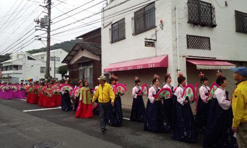 瀬戸内牛窓国際文化交流フェスタ2014