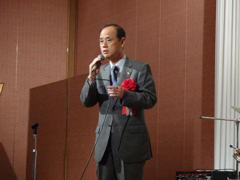 岡山商工会議所『歳を送るの会』