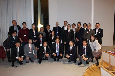 国際シンポジウム「グローバル実践型教育プログラムの構築に向けて」