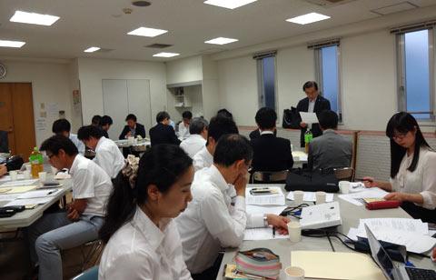 おかやまスポーツプロモーション(SPOC)研究会in奉還町