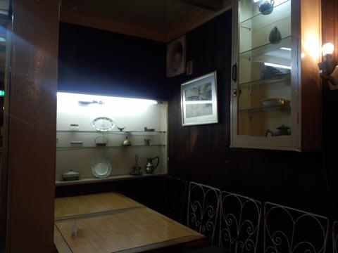 老舗ロージナ茶房