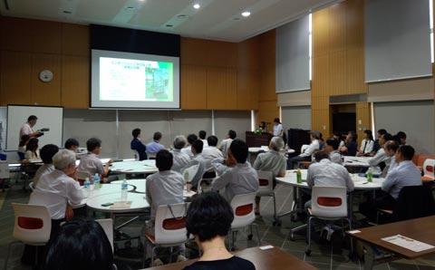 UBC留学生参加のCO-OPプログラム成果報告会