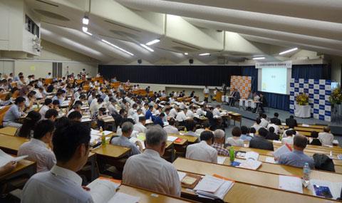 第2回人を大切にする経営学会全国大会in電気通信大