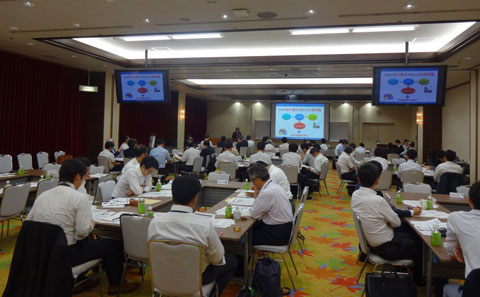 ITS地域交流会 in中国地方2015