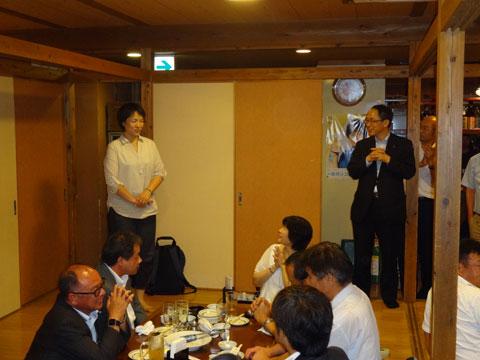 岡山県中小企業家同友会情報交流会