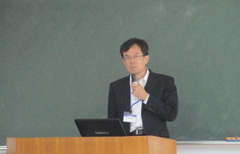 日本金融学会2015秋季大会in東北大学