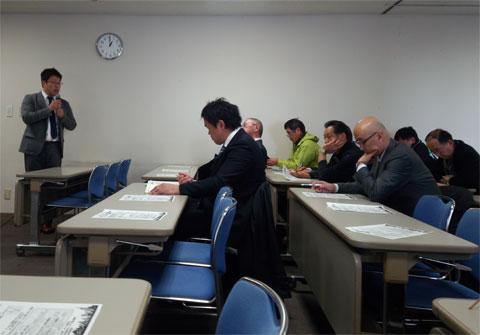 日本体育・スポーツ経営学会で基調講演