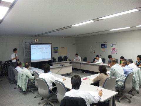 豊田市エコドライブインストラクター研修