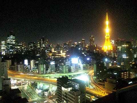 2010年12月東京麻布十番