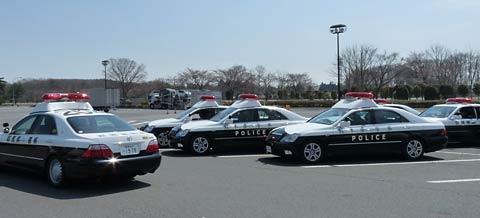 全国から集まる警察「東日本大震災現地調査」