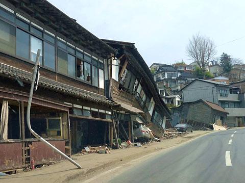気仙沼港周辺「東日本大震災現地調査」