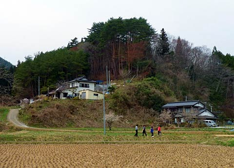 中山間地では子供達の遊ぶ姿も「東日本大震災現地調査」