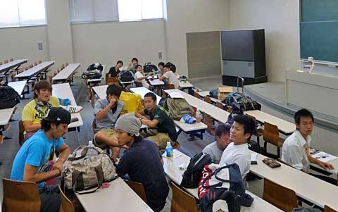 愛知学泉大学被災地支援活動